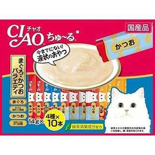 チャオ (CIAO) 猫用おやつ(猫)