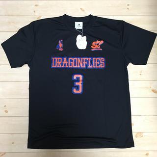Bリーグ 広島ドラゴンフライズ 岡本飛竜 ナンバーTシャツ(バスケットボール)