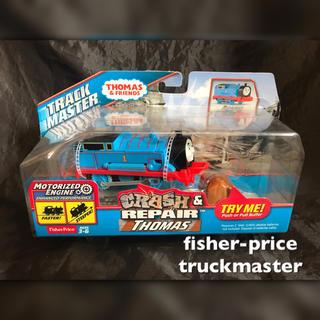 Fisher-Price - トーマス トラックマスター クラッシュ&リペア