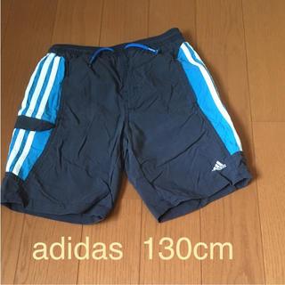 アディダス(adidas)のアディダス  130cm  水着  海水パンツ(水着)