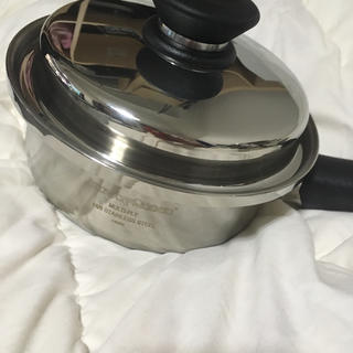 アムウェイ(Amway)のアムウェイ鍋  小ソースパン 新品未使用(鍋/フライパン)