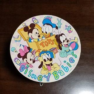 ディズニー(Disney)のディズニー、ミニ飾り台(置物)