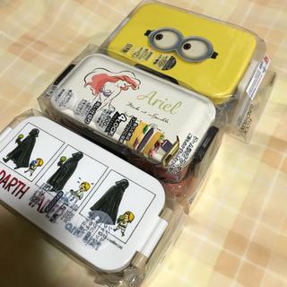 新品★スターウォーズ★2段ランチボックス(弁当用品)