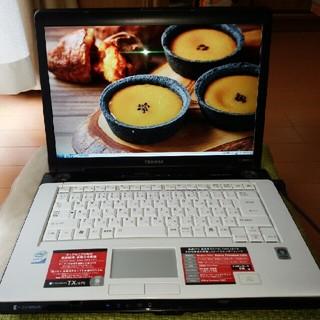 東芝 - ノートパソコン 東芝Dynabook TX/67E、即購入OK!
