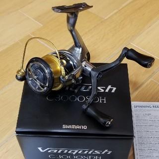 SHIMANO - シマノ・16ヴァンキッシュC3000SDH!