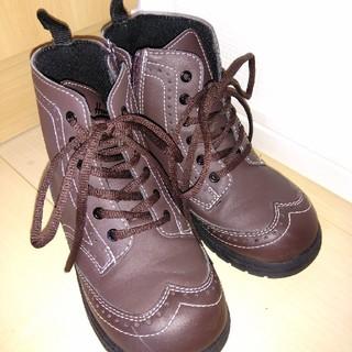 ジーティーホーキンス(G.T. HAWKINS)のワークブーツ子供用(ブーツ)