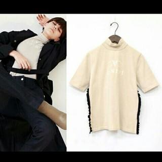 オープニングセレモニー(OPENING CEREMONY)のキャットコピーニット半袖(Tシャツ(半袖/袖なし))