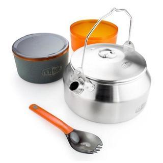 海外輸入品 GSI グレイシャーステンレス ケトリスト 新品(調理器具)