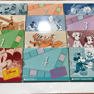 Disney - 【新品・未使用】ディズニー ドリーム コレクション  ポストカードブック 千趣会