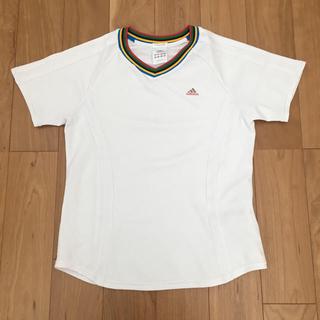 アディダス(adidas)の【adidas】Tシャツ ウェア(ウェア)