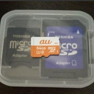 サンディスク(SanDisk)のmicroSDXC  64GB(その他)