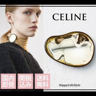 celine - 新品★Brooch ペインデットブラス & レジン◇CELINE