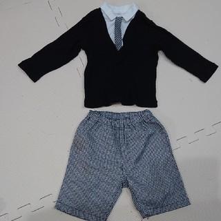 ニシマツヤ(西松屋)のフォーマルウェア 男の子  90センチ(ドレス/フォーマル)
