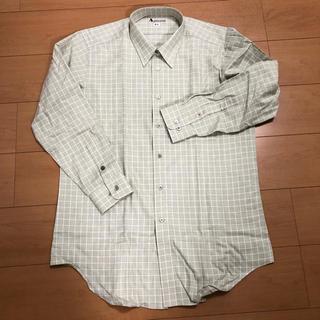 アクアスキュータム(AQUA SCUTUM)のアクアスキュータム 未使用  ワイシャツ 長袖  【 Aquascutum 】(シャツ)
