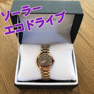 シチズン(CITIZEN)の《美品》シチズン エコドライブ 腕時計 レディース(腕時計)