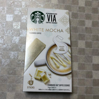 Starbucks Coffee - スターバックス  ヴィア ホワイトモカ