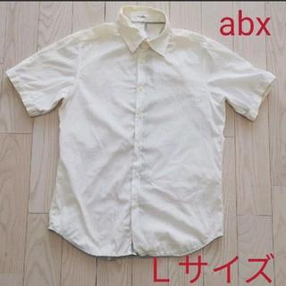 エービーエックス(abx)の半袖シャツ メンズ L abx(シャツ)