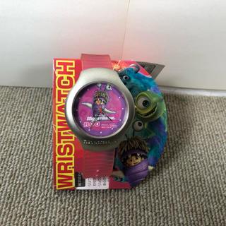 セガ(SEGA)の「送料込み」モンスターズインク 時計 ディズニー(腕時計)