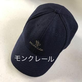 MONCLER - MONCLER モンクレール キャップ 帽子