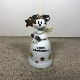 ディズニー(Disney)の「送料無料」ディズニー ミニー クリスマス1999年限定品(置物)