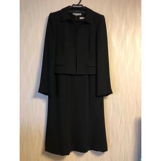 HIROMI YOSHIDA ブラックフォーマル 喪服 礼服(礼服/喪服)