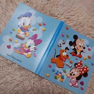 ディズニー(Disney)のベビーミッキー フォトブック フォトアルバム 14ページ 写真56枚収納(アルバム)