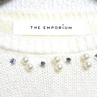 ジエンポリアム(THE EMPORIUM)のthe emporium ニット トップス(ニット/セーター)