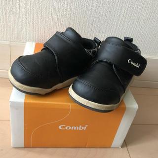コンビ(combi)のCombi ベビーシューズ  ブラック  14,0cm(フォーマルシューズ)