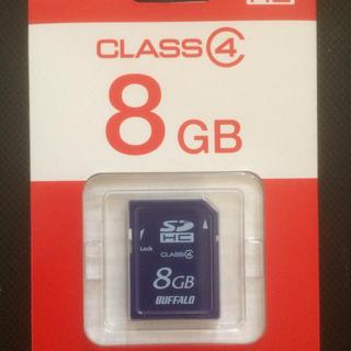 サンディスク(SanDisk)のサンディスク 8GB SDカード(PC周辺機器)
