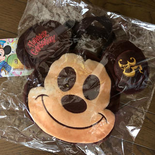 Disney - ♡  TDR35周年   ミッキーパン  スーベニアバッグ  ♡