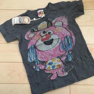 JAM - タグ付新品♪JAMクマてんちょー半袖Tシャツ130cmチャコール
