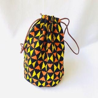 アフリカ バオバブ神戸 浴衣 着物 1個当たりのお値段です(ポーチ)