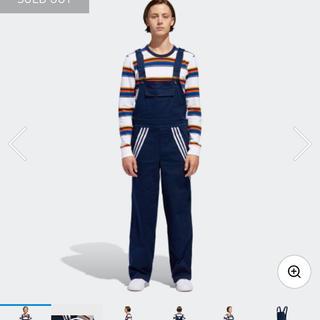 アディダス(adidas)のadidas オーバーオール、サロペット(サロペット/オーバーオール)