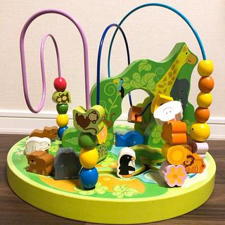 トイザラス(トイザらス)のルーピング おもちゃ 動物 知育玩具 木製(知育玩具)