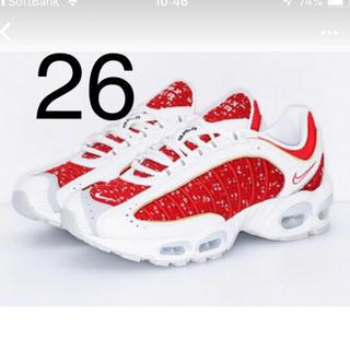 Supreme - Supreme Nike air tailwind 白 26cm 本日発送