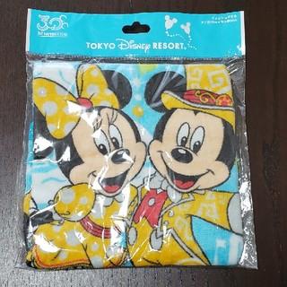 Disney - ディズニーランド 30周年 ウォッシュタオル