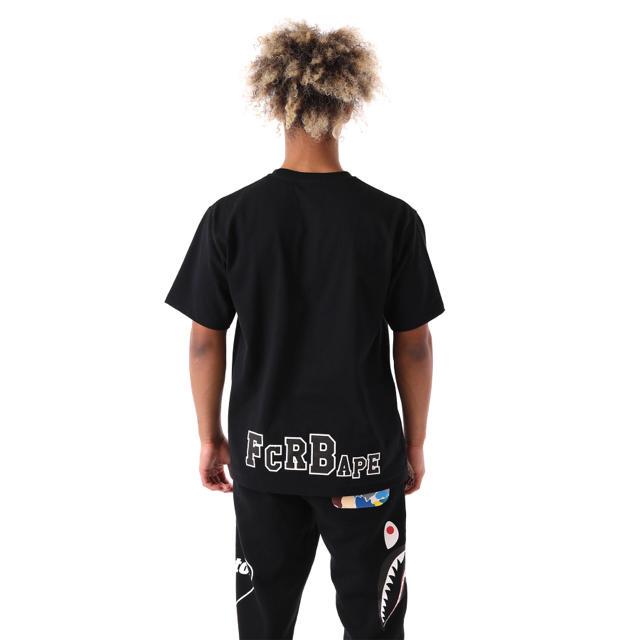 A BATHING APE(アベイシングエイプ)のBAPE x FCRB SHARK TEE  メンズのトップス(Tシャツ/カットソー(半袖/袖なし))の商品写真