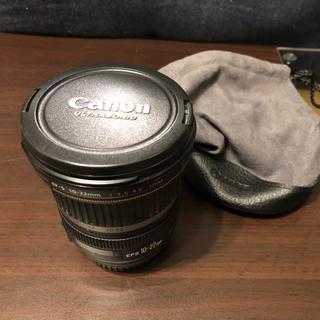Canon - EF-S 10-22mm f3.5-4.5 USM プロテクター