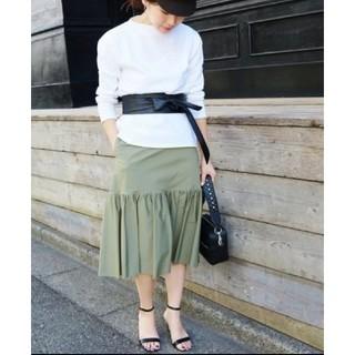 IENA - 17SS美品デザインスカート