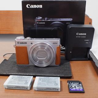 Canon - Canon PowerShot G9x