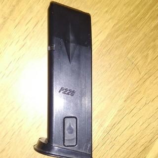 東京マルイ10禁P228 のマガジン(エアガン)