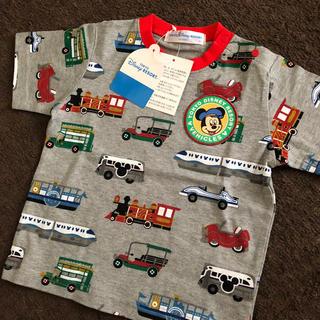 Disney - ディズニーリゾート ミッキー乗り物ティシャツ 90