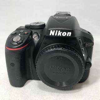 Nikon - Nikon ニコン D5300 ボディ 美品 シャッター回数 1753回