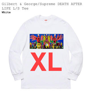 Supreme - Supreme DEATH AFTER LIFE L/S Tee