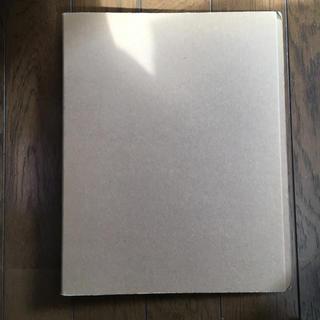 ムジルシリョウヒン(MUJI (無印良品))の無印良品 バインダー(ファイル/バインダー)
