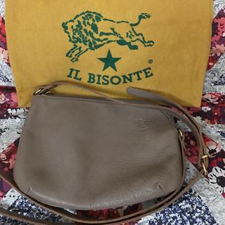 イルビゾンテ(IL BISONTE)のイルビゾンテ  ポシェット ショルダーバッグ(ポシェット)