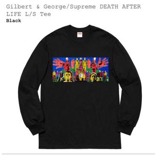 Supreme - 新品国内正規 supreme gilbert&george ロンT