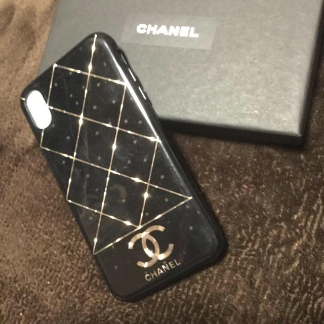 CHANEL -  CHANEL 携帯カバーの通販 by パープル♡ハート|シャネルならラクマ