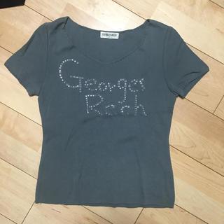 ジョルジュレッシュ(GEORGES RECH)のM(Tシャツ(半袖/袖なし))