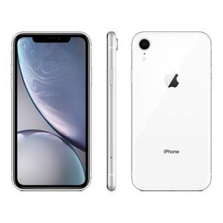 アイフォーン(iPhone)のiPhone XR 64GB ホワイト x3台セット (B)(スマートフォン本体)